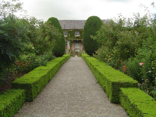 Carlow - Manoir dans les jardins d'Altamont