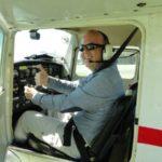Vol au-dessus du Comté de Kildare