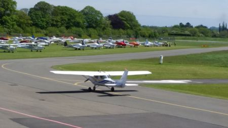 Kildare Weston Airport