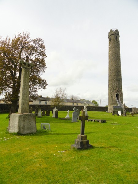 Round Tower of Kildare
