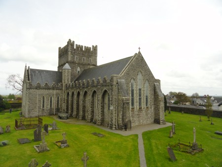 Kildare - Cathédrale Sainte-Brigitte