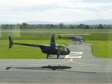 Hélicoptères Kildare.
