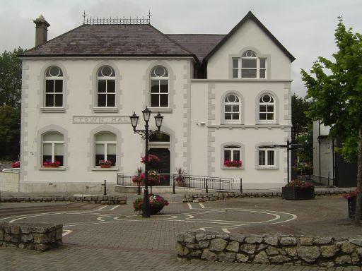 Mairie de Carlow.