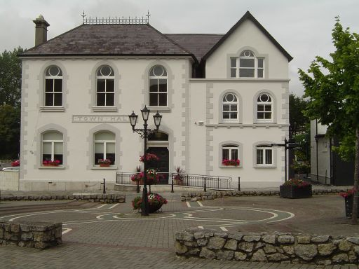 Carlow Town Hall.