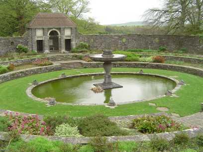Laois - Les Jardins de Heywood.