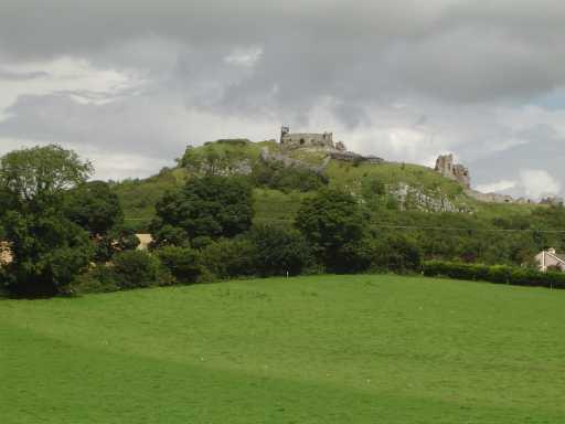 Laois - The Rock of Dunamase.