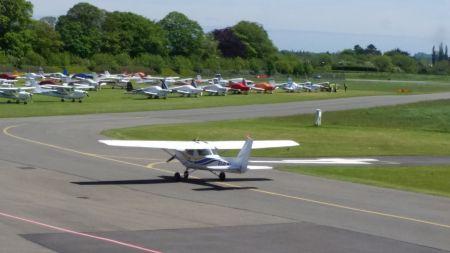 Kildare Weston Airport