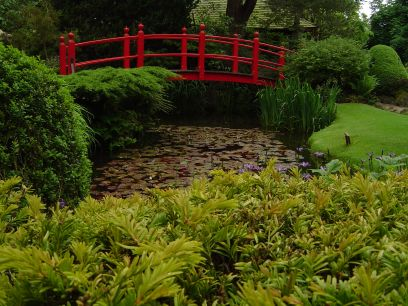 Japanese Gardens of Tuly